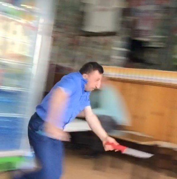 Koksal Baba Knife
