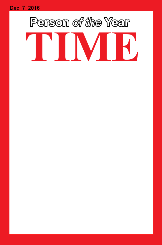 Attractive Time Magazine Person Of The Year Cover Template Pictures ...