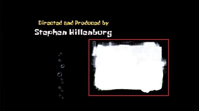 Shitpostbot 5000 spongebob movie end credits design overlay template maxwellsz