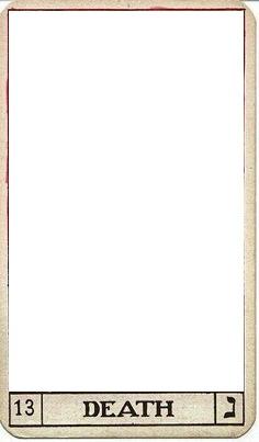 ShitpostBot - Tarot card template