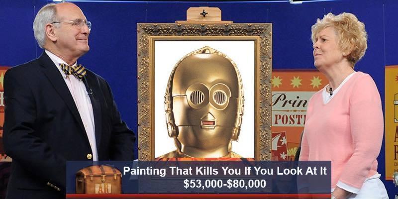 ShitpostBot - Painting that kills you