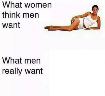 Men Women Physically What Find Attractive In
